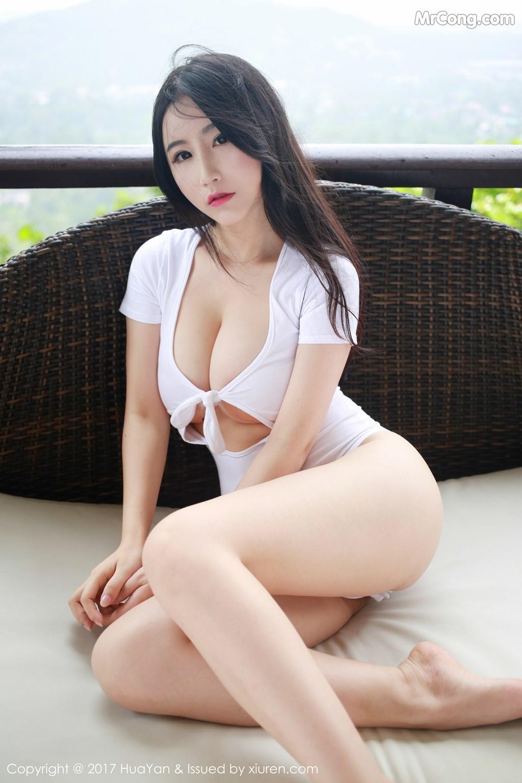 Image HuaYan-Vol.051-Sindy-Xie-Zhixin-MrCong.com-002 in post HuaYan Vol.051: Người mẫu Sindy (谢芷馨) (51 ảnh)
