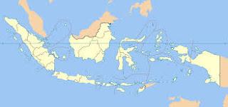 34 Provinsi di Tanah Air Indonesia Beserta Ibukotanya