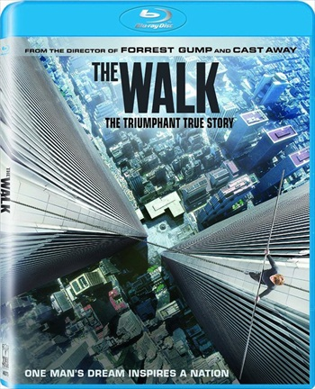 The Walk 2015 Dual Audio Hindi 720p BluRay 850mb