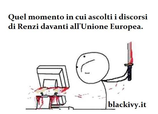 Discorsi Di Renzi ..