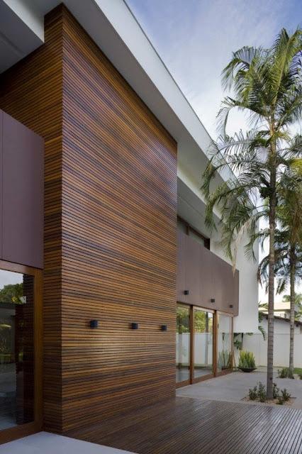 inspirasi desain teras minimalis modern