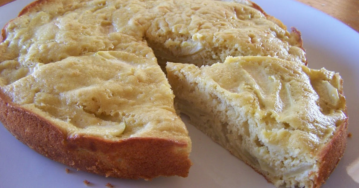 Breton Apple Cake Recipe