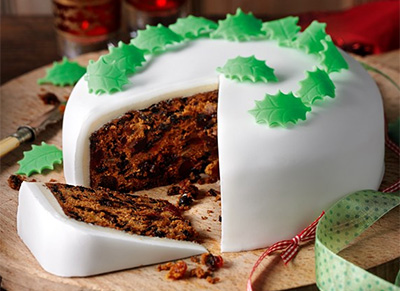 Traditional Christmas Cakes