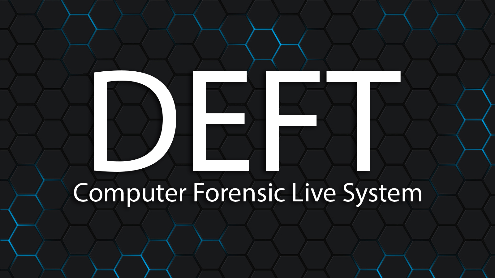 DEFT - Computer Forensic Live System
