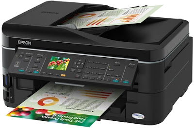 Epson WorkForce 633 Printer Driver Download