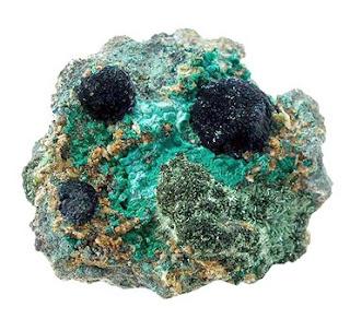 la clinoclasa es la forma mineral del arseniato de cobre