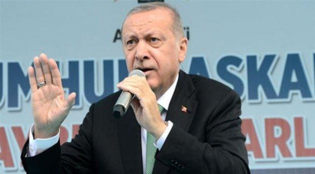 Ερντογάν: Δεν θα γονατίσουμε, θα έχουμε ρεκόρ ανάπτυξης το 2018