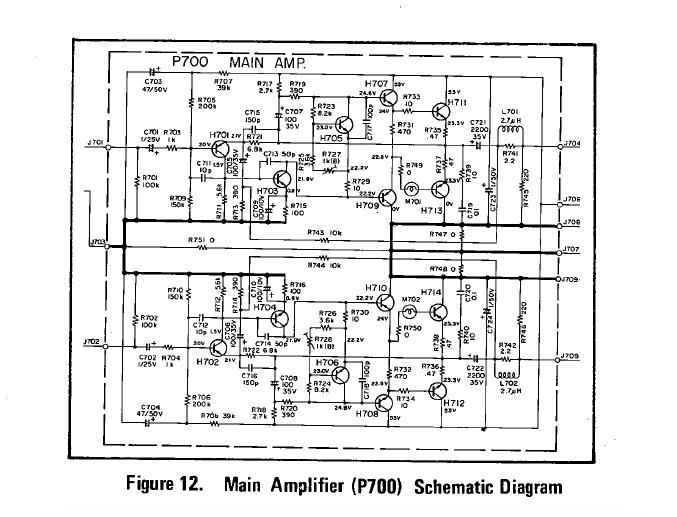 Vintage Hi-Fi Audio Restorations: Brad's Marantz 2215B