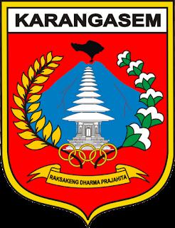Logo | Lambang Kabupaten Karangasem
