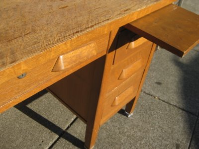 In My Office At Home There Is An Old Oak Desk It Sat For Many Years Grandfather S After He Ped On Sister House