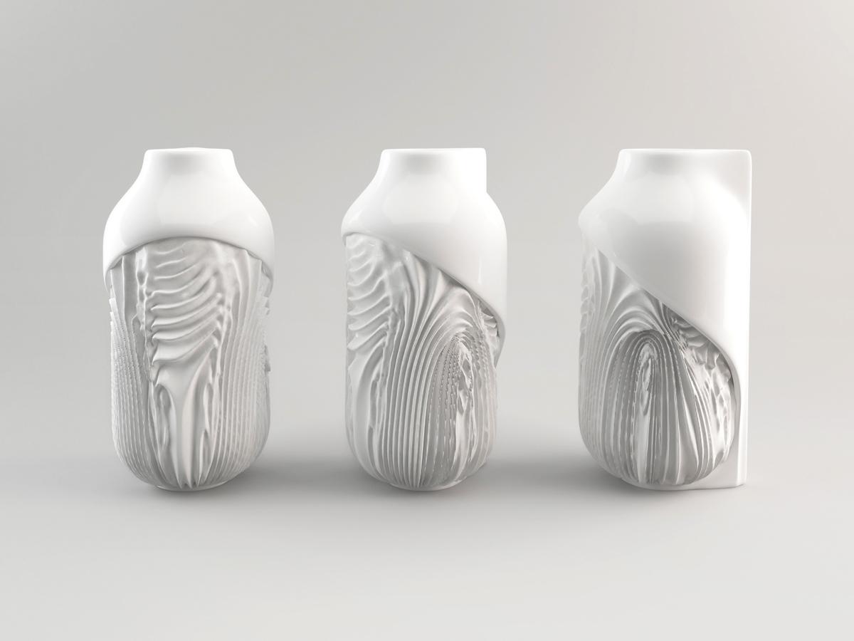 Chroma Ceramic 3d Prints Eragatory