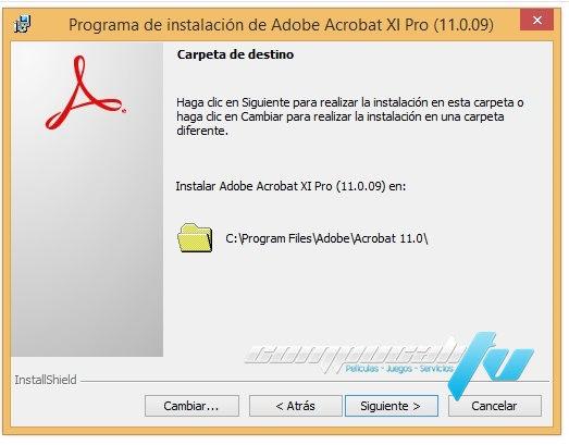 Adobe Acrobat XI Pro Versión 11.0 Español