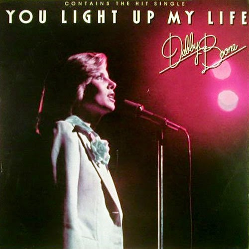 The 70s Chart Is Topped By Easy Listening Hit You Light Up My Life Debby Boone Fluke From A Movie That Flopped At Theaters