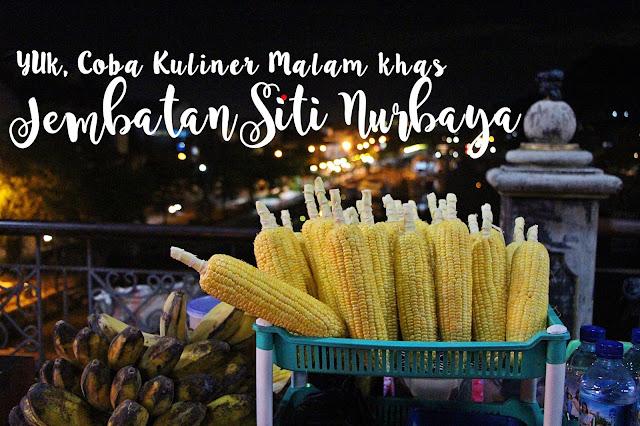 Kuliner Jembatan Siti Nurbaya