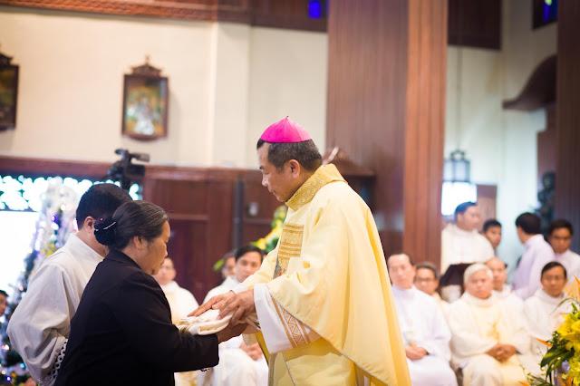 Lễ truyền chức Phó tế và Linh mục tại Giáo phận Lạng Sơn Cao Bằng 27.12.2017 - Ảnh minh hoạ 177