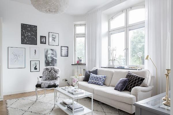 C mo decorar un apartamento peque o con xito decoraci n for Amueblar apartamento pequeno