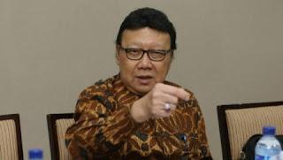 pekan raya Jakarta fair beraroma kampanye