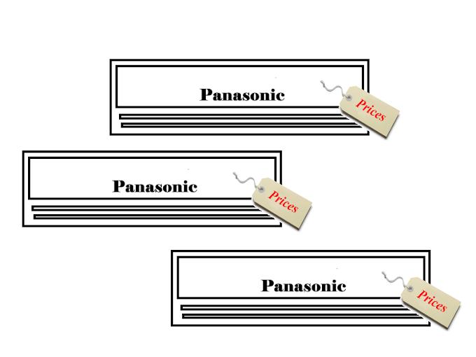Harga Penghawa Dingin Panasonic