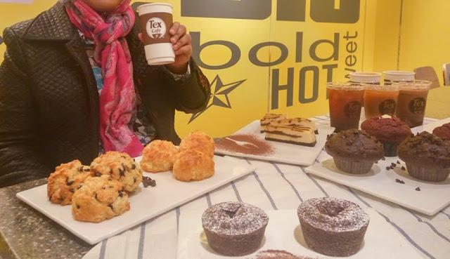 Pembukaan Tex Cafe Di Suria KLCC