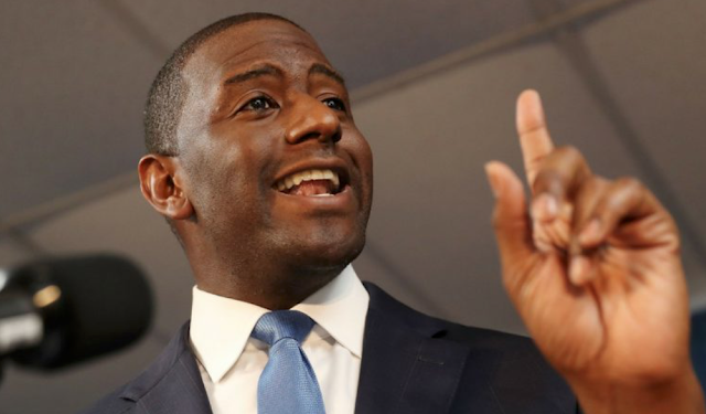 Florida's Democratic gubernatorial candidate under attack