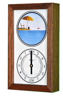 https://bellclocks.com/collections/tidepieces-motion-tide-clock/products/tidepieces-sandcastle-tide-clock
