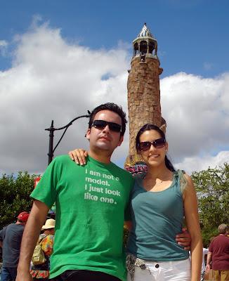Andres Becerra Fuentes y Kelly Rodriguez Murcia