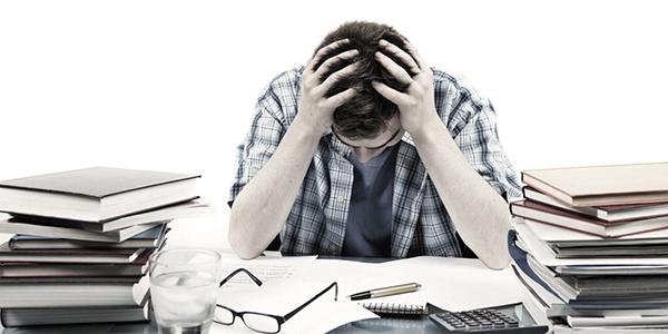 Sınav stresini yenmek