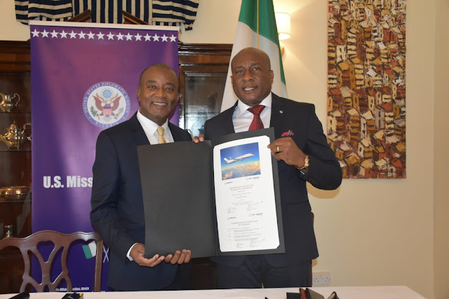 How Air Peace shocked aviation industry with order for 10 new MAX 8 planes