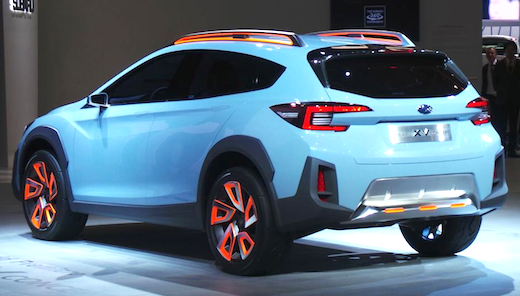 2019 Subaru XV Rumors