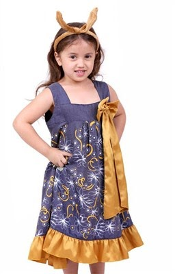 DRESS ANAK LUCU