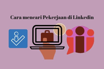 Cara mencari pekerjaan dan jaringan profesional promosikan di linkedin