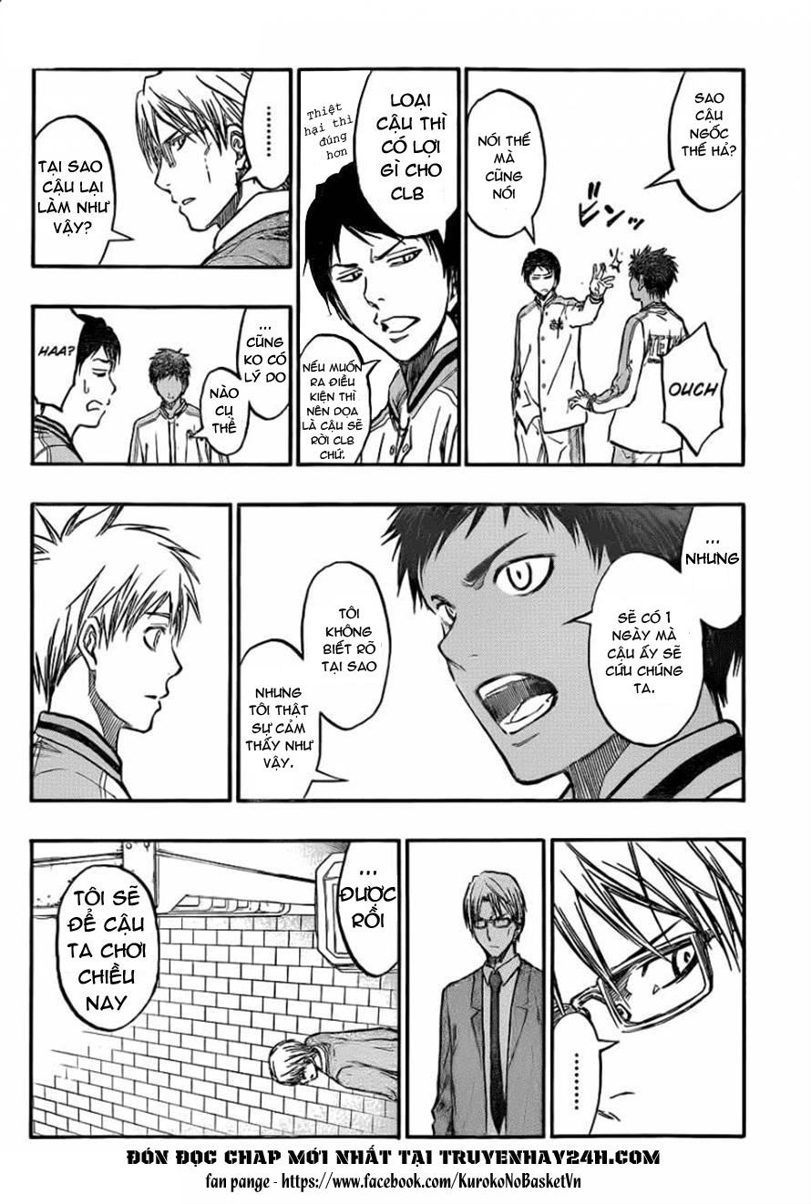 Kuroko No Basket chap 209 trang 6