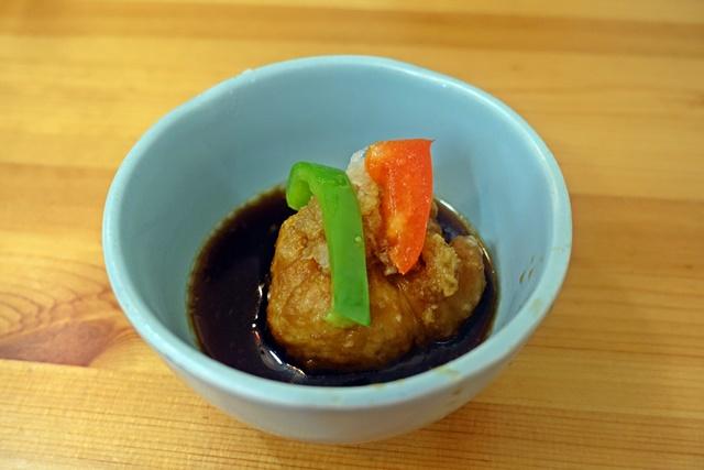 手工胡麻豆腐(炸)