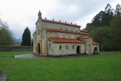Iglesia de San Salvador de Valdediós, Conventín
