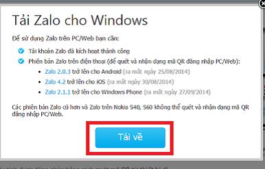 Download Zalo cho PC - Tải Zalo về Máy Tính miễn phí a