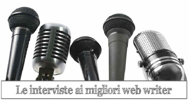 interviste blog blogging web writer content editor copy writer