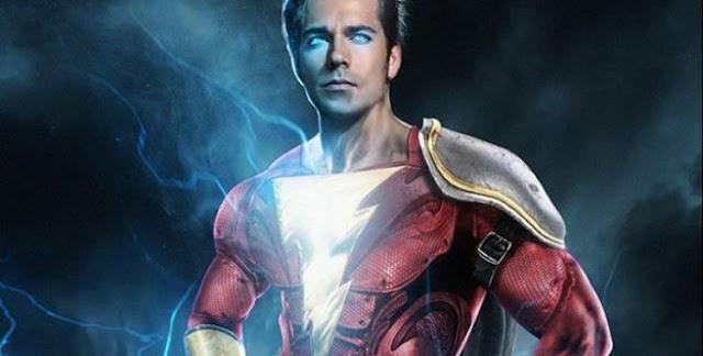 A Warner lançou um novo comercial de Shazam! Com cenas inéditas – Confira!