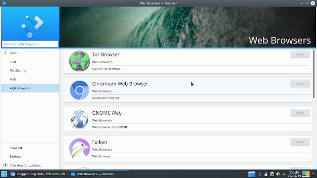 Discover Kubuntu