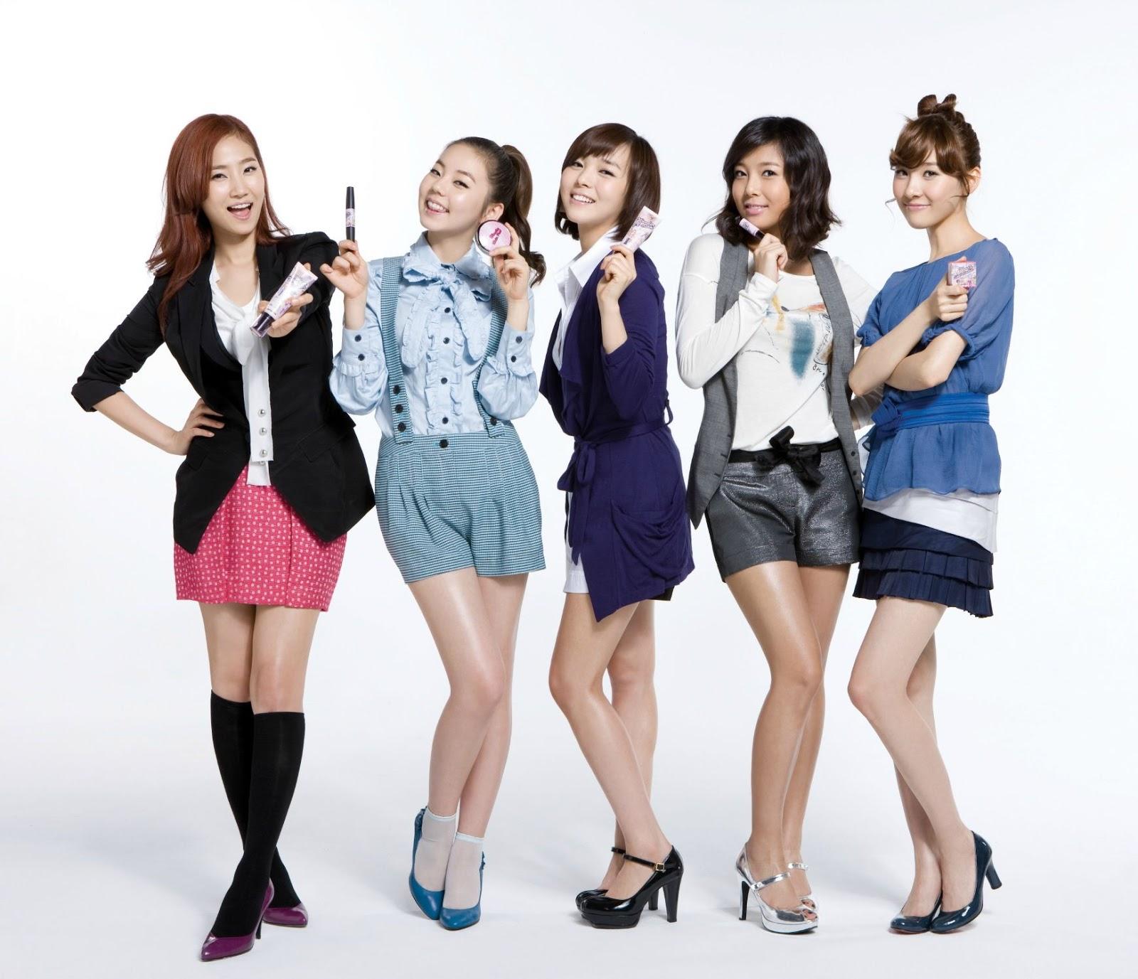 Wonder Girls Wallpaper HD