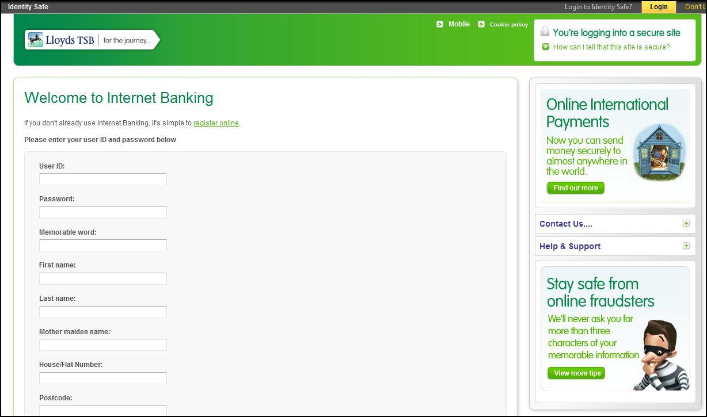 lloyds banking online - photo #36