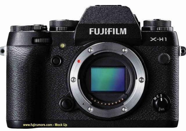 Fujifilm X-H1 máy ảnh mirrorless huyền thoại nhỏ gọn trong bàn tay