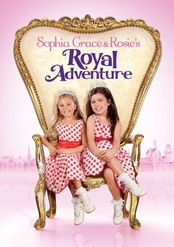 Aventura Real de Sophia Grace e Rosie – Dublado (2014)
