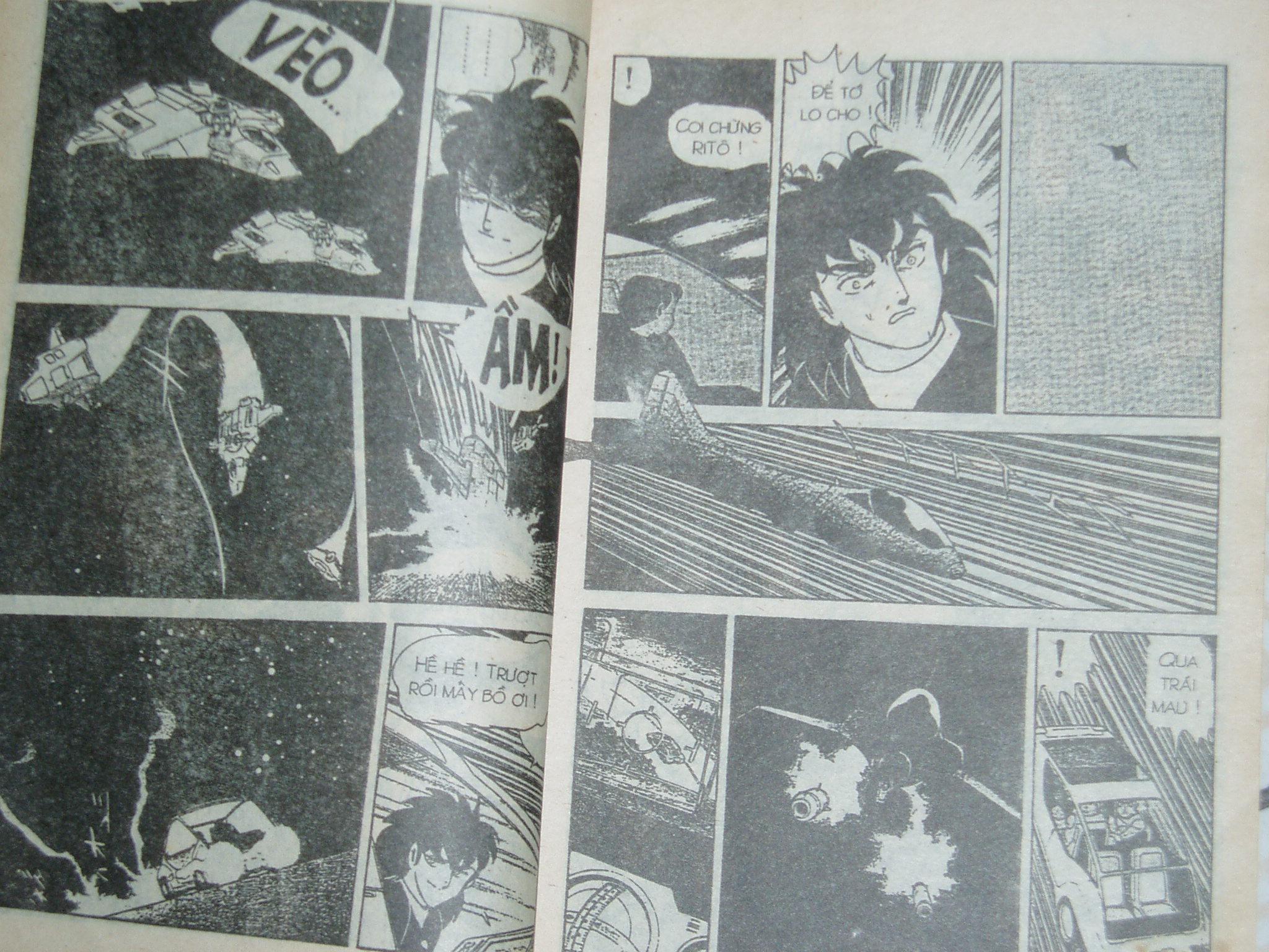Siêu nhân Locke vol 17 trang 15