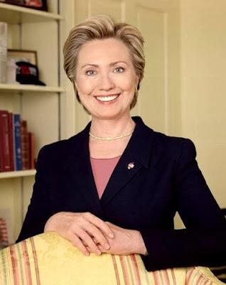 Foto de Hillary Clinton muy elegante
