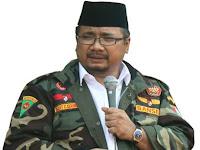 Bantah Said Aqil, Ketum GP Ansor: Banser Tak Akan Turun Untuk Bantu Polisi Amankan Demo