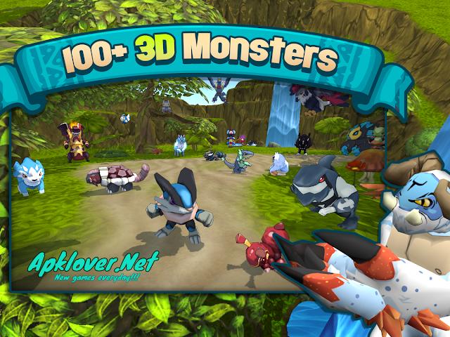 Terra Monsters 3 MOD APK Unlimited Money