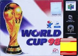 Roms de Nintendo 64 World Cup 98 Europe (Español) ESPAÑOL descarga directa