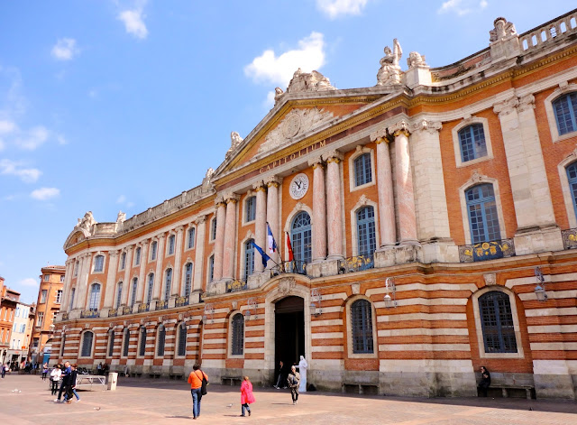 Town hall, Toulouse, France