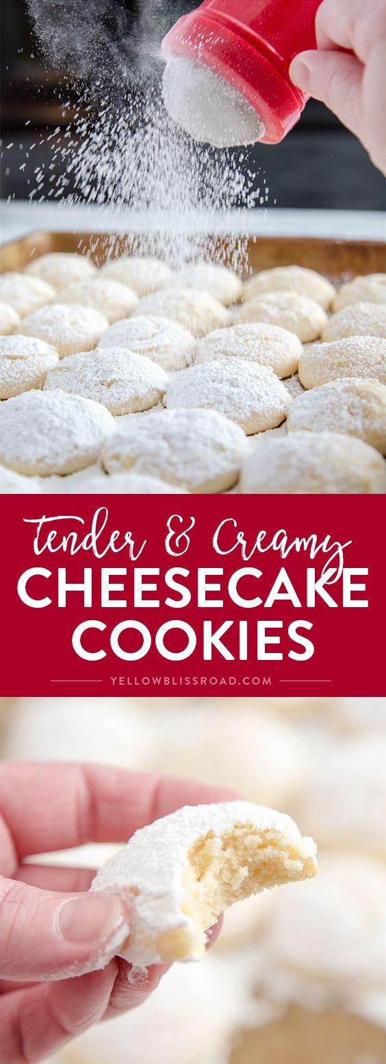 CHEESECAKE COOKIES  #cheese #cheesecake #cake #cakerecipes #cookies #cookierecipes