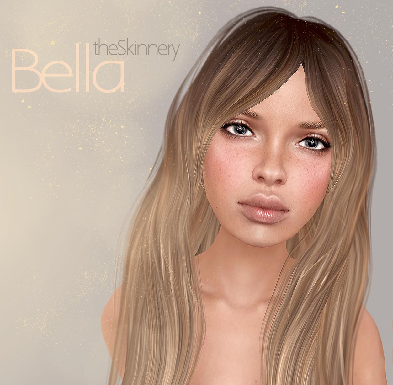 [theSkinnery]: Bella skin full release